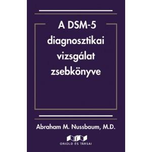 A DSM-5 diagnosztikai vizsgálat zsebkönyve