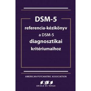 DSM-5 referencia kézikönyv