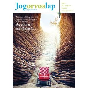 Jogorvoslap 2017/3. szám