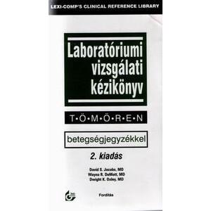 Laboratóriumi vizsgálati kézikönyv