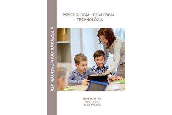 Pszichológia-pedagógia-technológia borító