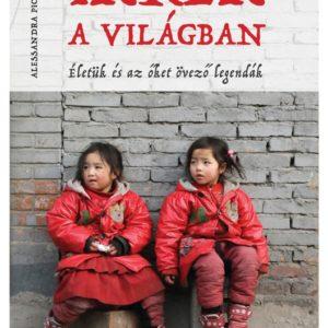 4 éves kínai ikerlányok